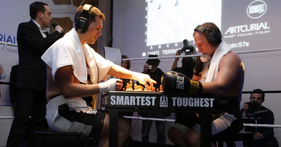 Chessboxing On The Global Stage, Starring…Klitschko And Putin?