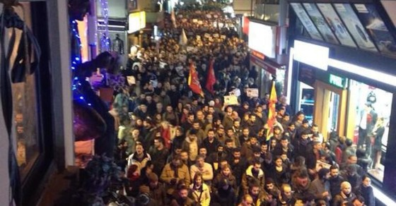 Turkey Erupts With Protest After Police Brutality Verdict