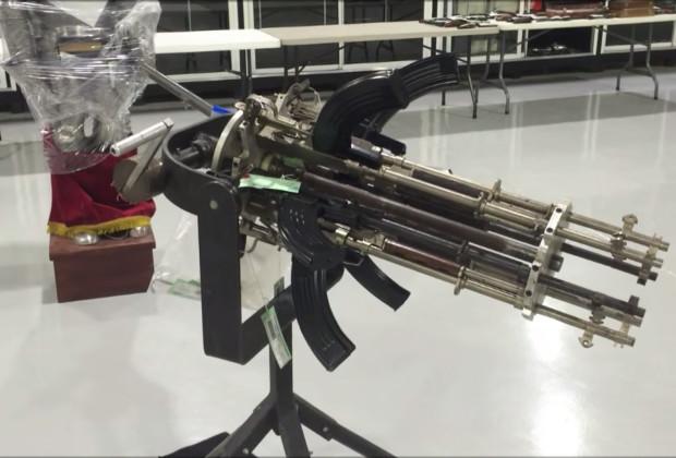 This High Powered Diy Gatling Gun Is Perfectly Legal Vocativ