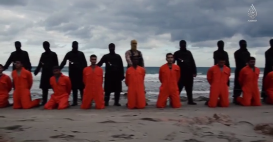 ISIS Releases Video Featuring Beheading Of 21 Coptic Christians