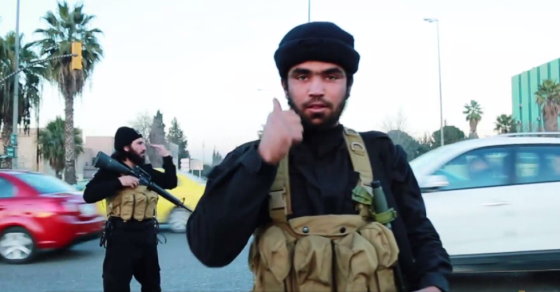 ISIS Deliver Sign Language Propaganda In New Video