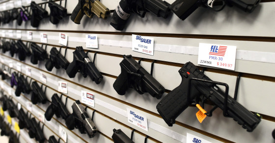 We Took A Mental Patient To Buy A Gun—Here's What Happened