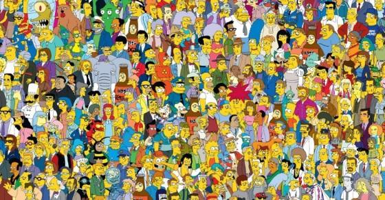 Simpson character gay