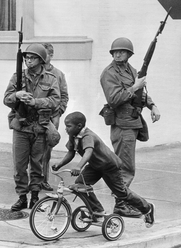 IN PHOTOS: Baltimore's Riots, In 1968 And Today