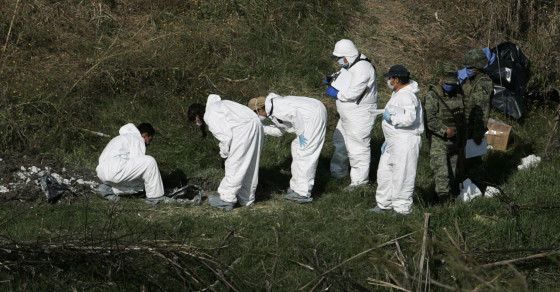 Thousands of Hidden Drug-War Corpses Lie in Mexico's Mass Graves
