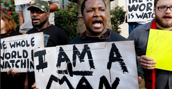 Protest Breaks Out In South Carolina Over Walter Scott's Death