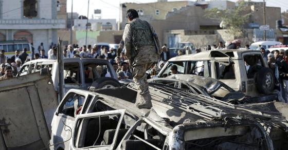 ISIS Denounces Saudi Airstrikes In Yemen