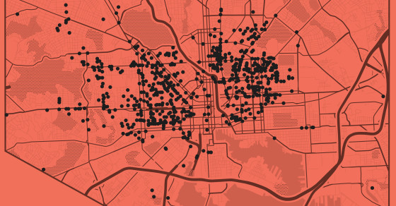 2 Maps That Explain The Baltimore Riots – 1968 And Now