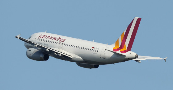 Germanwings Airbus 320 Crashes In Southern France