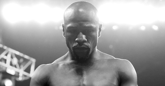 Anti-Domestic Violence Donations Surge Due To Floyd Mayweather Fight