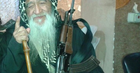Old Man ISIS: Elderly Recruit Used As Poster Child To Lure Volunteers