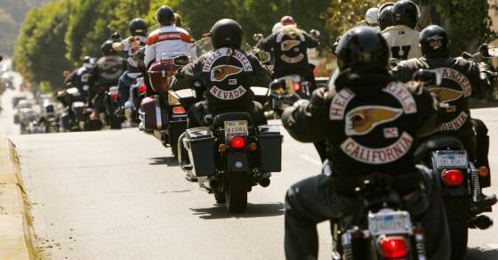 """FBI: Biker Gangs Are Among The """"Worst"""" Gangs In America"""