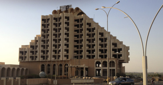 As US Military Bases Ramp Up Security, ISIS Obsess Over 5-Star Hotel