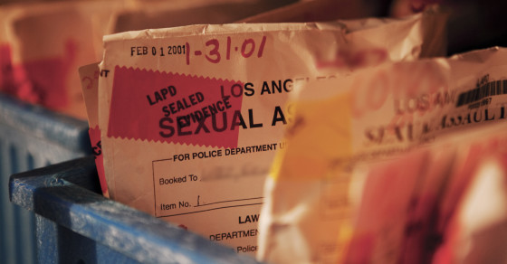 Clearing The Rape Kit Backlog Is Fraught With Obstacles
