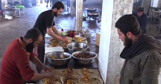 How ISIS and Al-Qaeda Are Recruiting With Food Porn