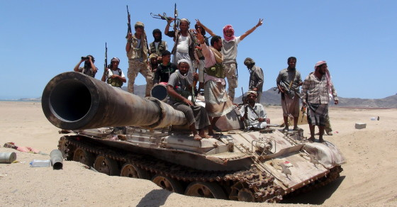 Why Some In Yemen See Al-Qaeda As Lesser Of Two Evils