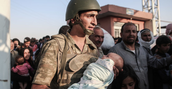 The Caliphate Next Door: Turkey's Tricky ISIS Crisis