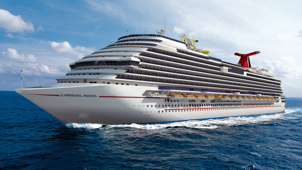 The Latest Crazy Big Cruise Ship Is Really Really Big