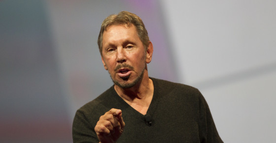Billionaire Larry Ellison Is Trying To Remake Tennis In America