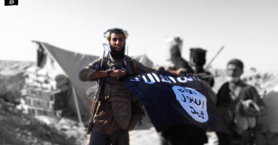 ISIS Embarrasses U.S. With Anniversary Charity Video