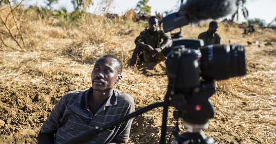 Sudan's Reporters Spotlight A War The World Doesn't See