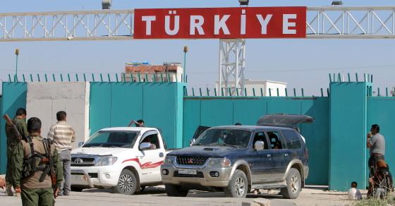 ISIS' Return To Syrian Town Sparks Twitter War In Turkey