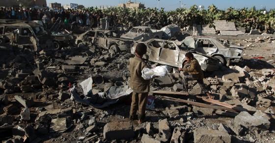 Saudi-Led Airstrikes Damage Ancient Yemen Sites, 8th Century Marvel