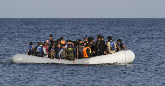 Fleeing Via Facebook: Desperate Migrants Find Smugglers Online