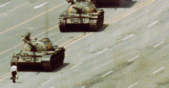 China's Censors Ramp Up For Tiananmen Square Anniversary