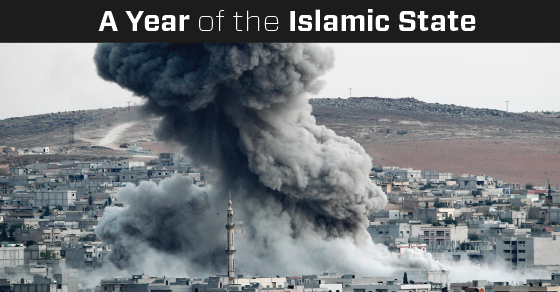 ISIS By The Numbers: The Cost Of Fighting World's Deadliest Terrorists
