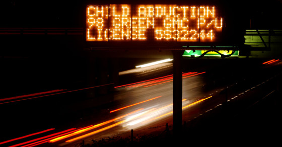 How Often AMBER Alerts Lead To The Rescue Of Missing Kids