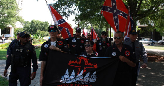 KKK And New Black Panther Party Face Off In South Carolina