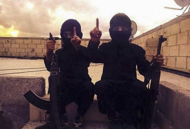 ISIS Children 013