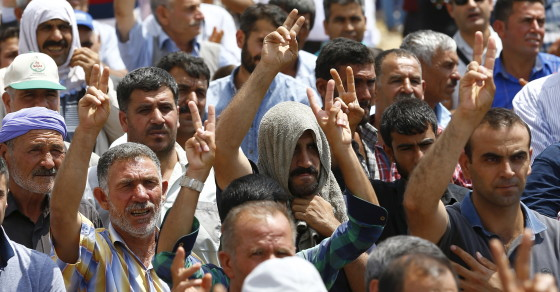 Are There ISIS Sleeper Cells In Kobani?