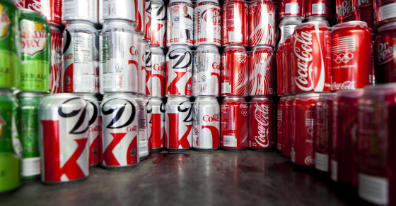 An Ode To Soda, The Beverage On The Decline