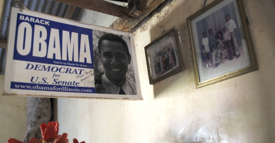 Obama's Kenyan Hometown In Disbelief At His No-Show