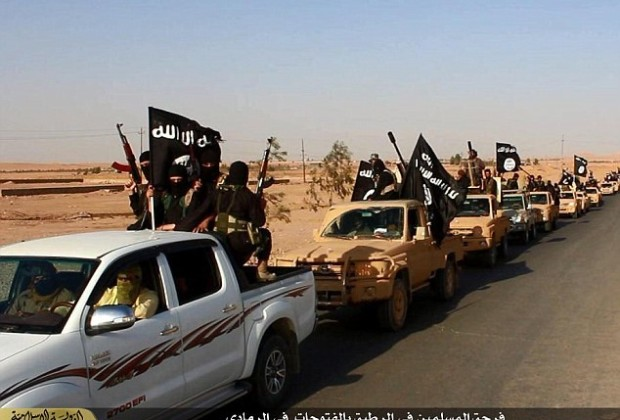Ramadi ISIS
