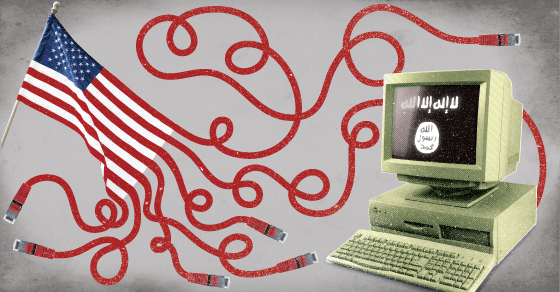 U.S. Companies Are Playing Host To ISIS Websites And Forums
