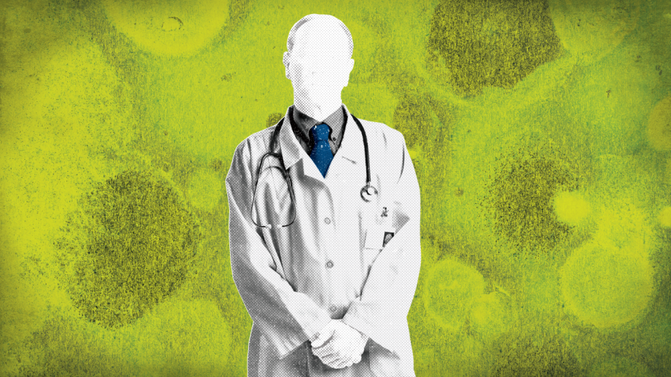Doctors Need To Ditch The White Lab Coats - Vocativ