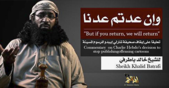 AQAP Calls For Lone Wolf Attacks In New Video