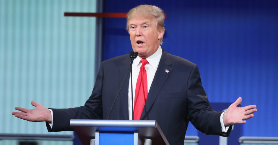 """Trump Debunked: Here's What """"The Donald"""" Got Wrong On Debate Night"""