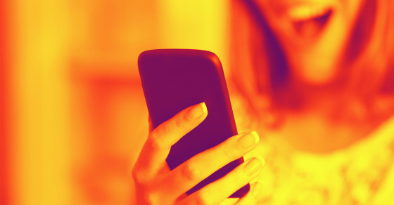 "Teens Involved In ""Experimental"" Sexting Don't Often Face Prosecution"