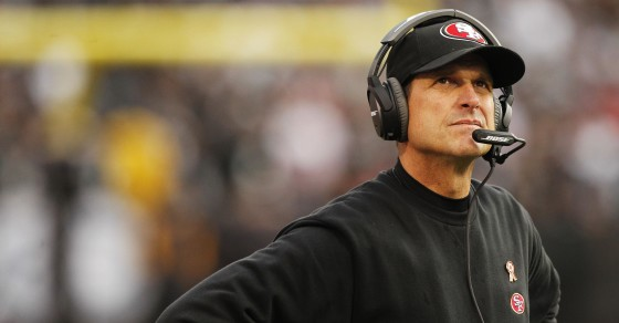 Jim Harbaugh Has About a 50% Chance of Being a Good College Coach