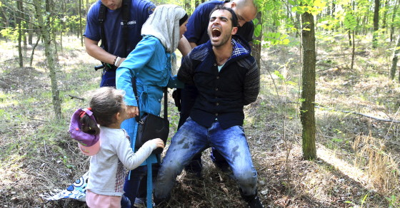 Why Didn't These 13 Heartbreaking Images of The Refugee Crisis Spark Outrage?