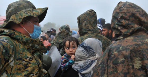 The Child Psychology Behind The Syrian Refugee Crisis
