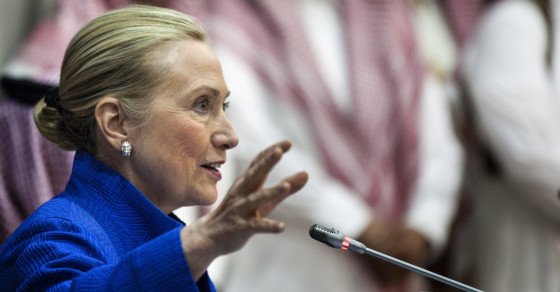 Aide Tells Clinton: Saudi Arabia Already Has The Bomb