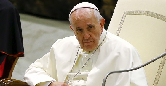 Everything Pope Francis Said About The Migrant Crisis