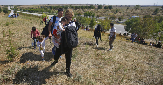 Obama's Pledge To Syrian Refugees May Take Years