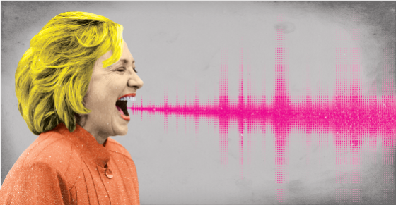 Voice Analysis: Bernie Sanders Growls Like A President