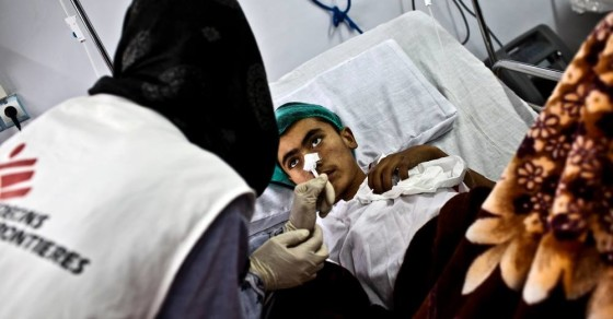 The U.S. Changed Its Story On Afghan Hospital Bombing 4 Times In 4 Days
